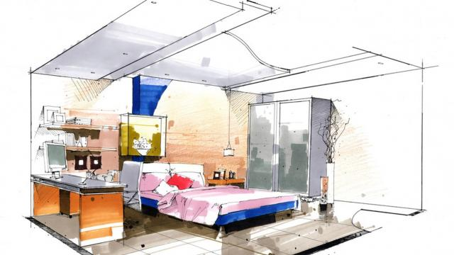 M re design your bedroom discover design a student design experience for Interior design images free download