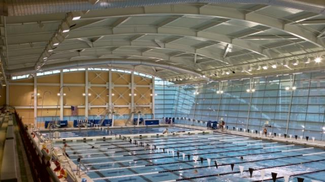 Ratner athletics center univ of chicago chicago il - University of chicago swimming pool ...